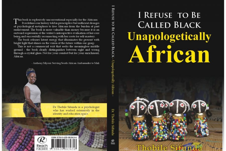 The Honest Truth: I refuse to be called black – Unapologetically African