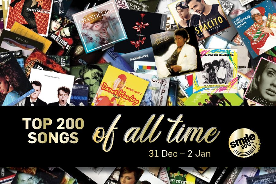 Top 200 Hits Of All Time