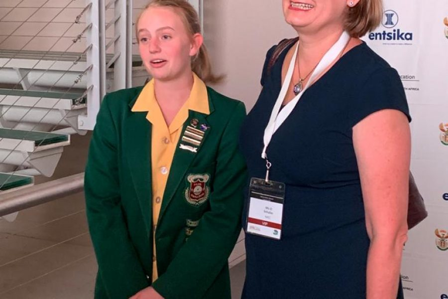 THE WESTERN CAPE BOASTS WITH THE TOP THREE MATRICS IN THE COUNTRY!