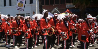 SUCCESSFUL CAPE TOWN STREET PARADE LAUDED