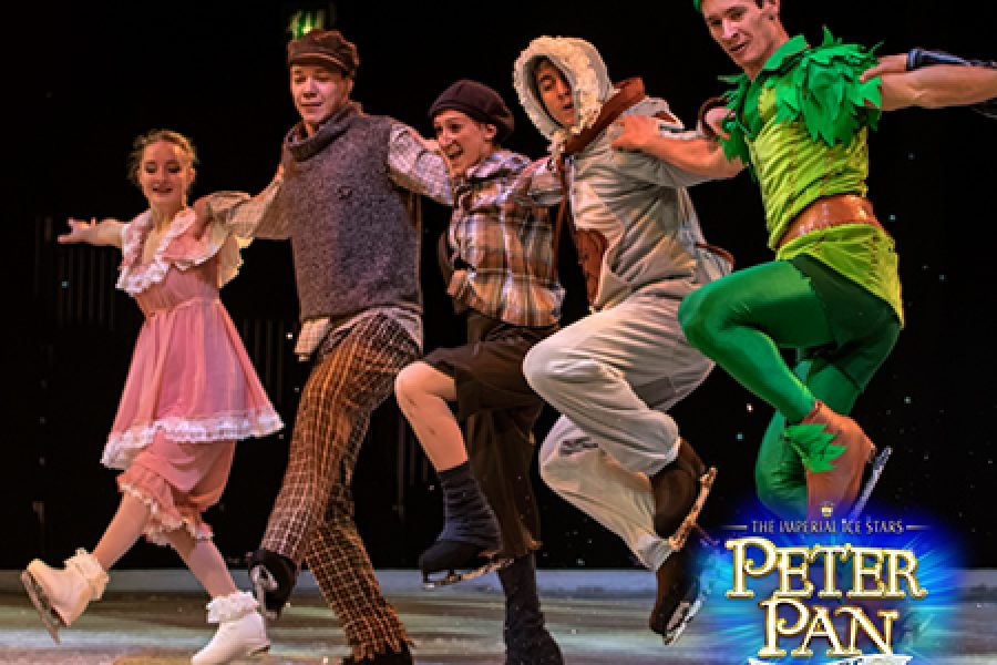 Win 4 Tickets To See Peter Pan!