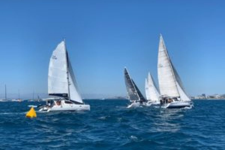 CAPE TO RIO CREW COMMITS TO GOING GREEN