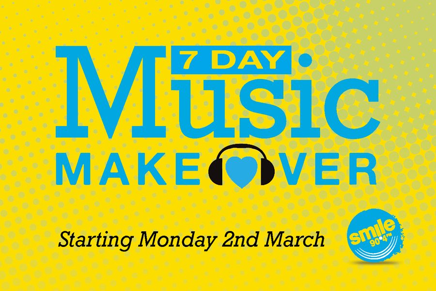7 Day Music Makeover
