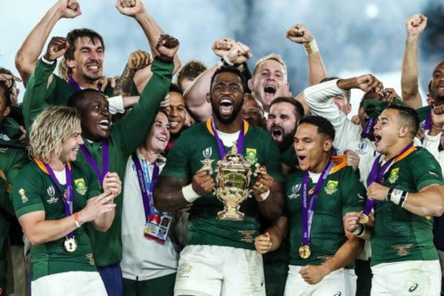 WATCH: SPRINGBOKS ARE LAUREUS TEAM OF THE YEAR!
