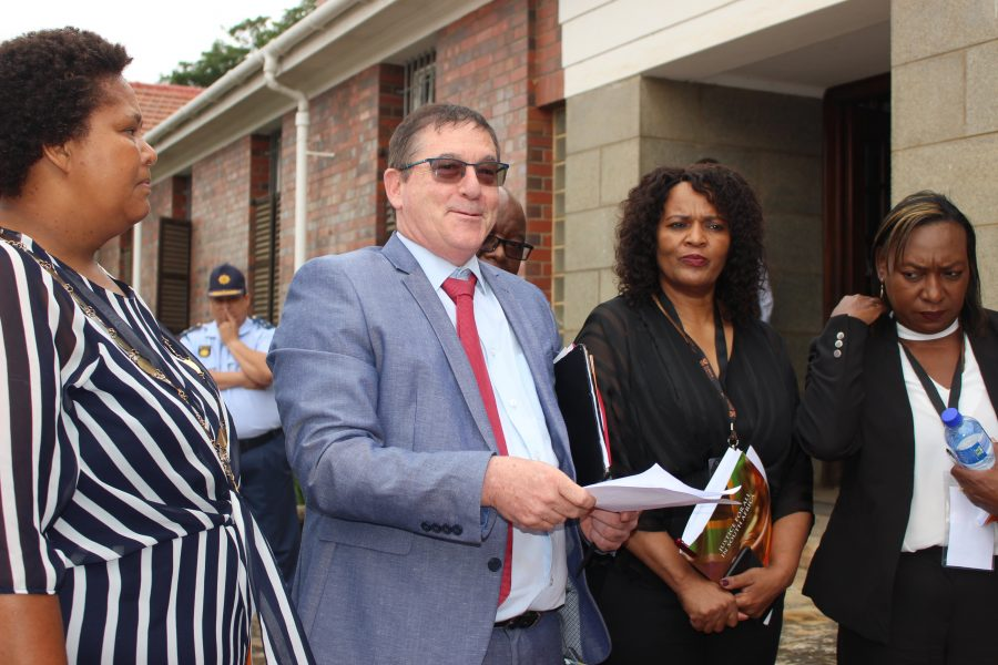 New Bredasdorp Sexual Offences Court Opens Doors