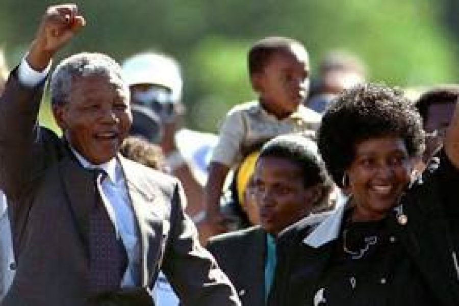 VIDEO: CELEBRATING 30 YEARS SINCE MADIBA'S RELEASE