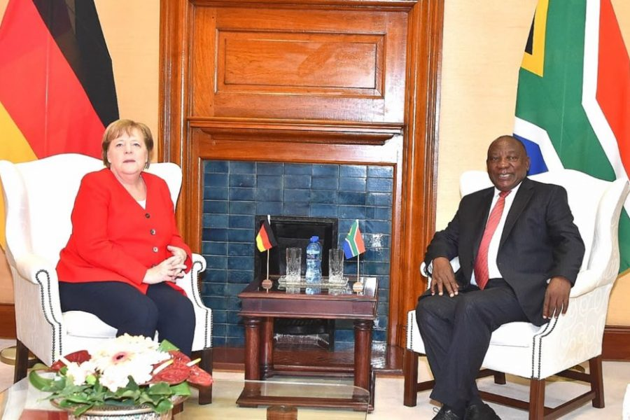 Ramaphosa: Increased cooperation between S.A. and Germany