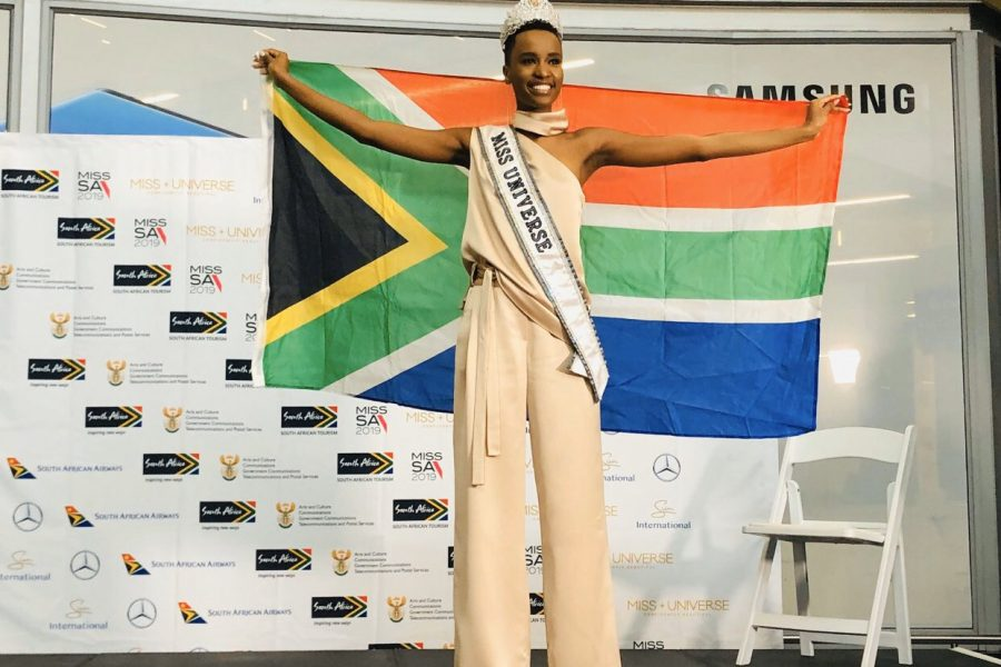 THIS IS WHERE YOU CAN SEE MISS UNIVERSE IN CAPE TOWN ON FRIDAY