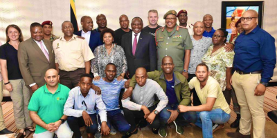 TEAM DISPATCHED TO REPATRIATE SOUTH AFRICANS IN WUHAN