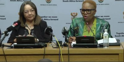 De Lille Calls For More G.B.V.-Shelters
