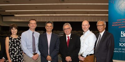 Centre for Cardio-metabolic Research in Africa opens doors