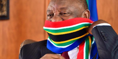 WATCH: RAMAPHOSA'S FREEDOM DAY MESSAGE AND VIRTUAL RENDITION OF ANTHEM