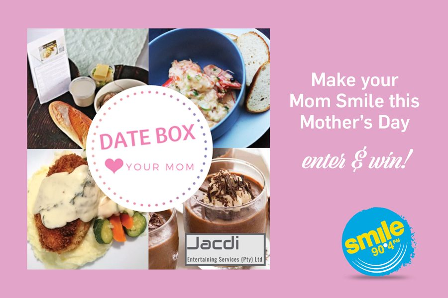 WIN: Give Mom The Day Off This Mother's Day with Smile 90.4FM & Jacdi!