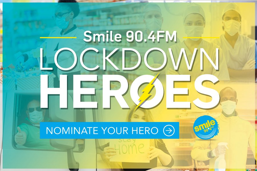 Lockdown Heroes: Because not all heroes wear capes…