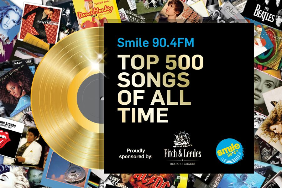 Top 500 Songs Of All Time