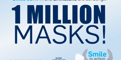 SMILE-IN-ACTION: ONE MILLION MASKS FOR CAPE TOWN