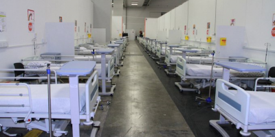 HOSPITAL OF HOPE AT THE CTICC OPENS ITS DOORS
