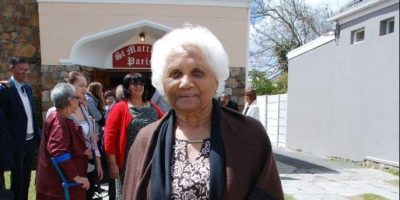 93 YEAR OLD CAPE TOWN WOMAN SURVIVES COVID