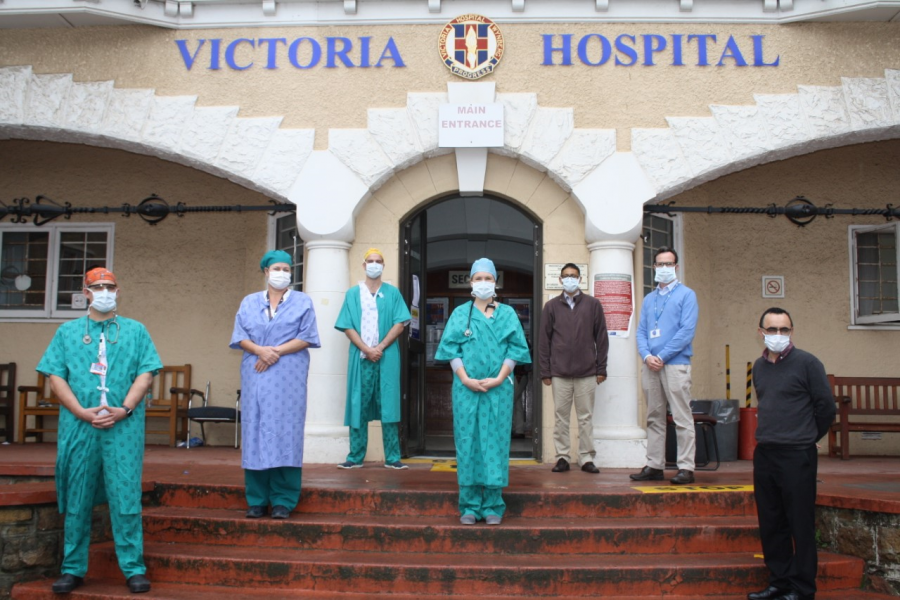 Health Workers: We are the last line of defence