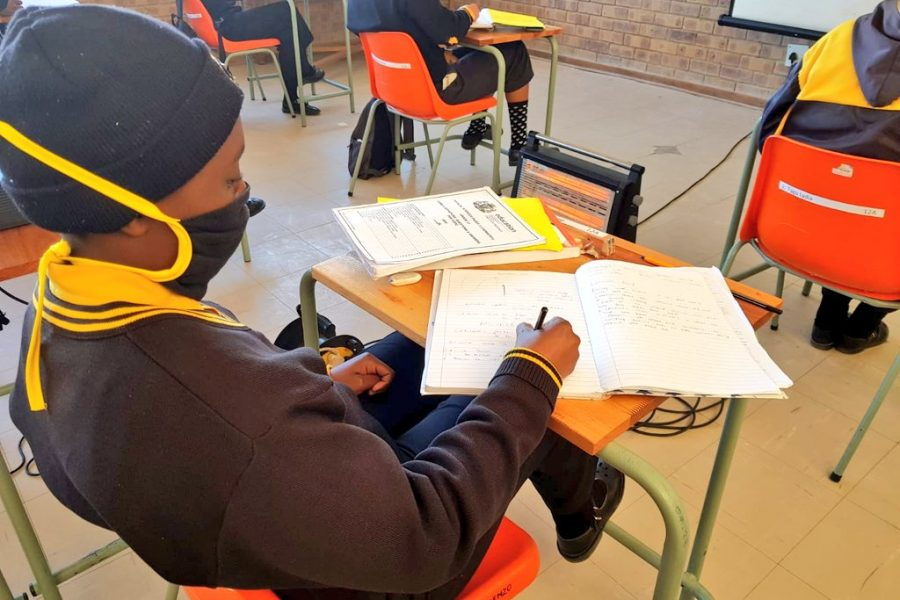Here is the final combined 2020 Matric Examination timetable