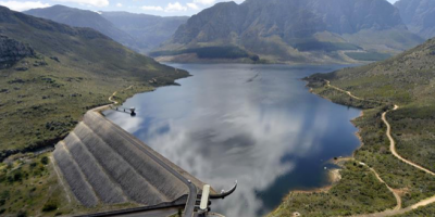 Cape Town Dam Levels at 88% Capacity