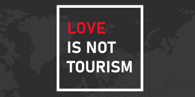[LISTEN] Love Is Not Tourism