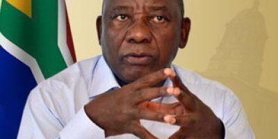 "Ramaphosa urges caution: ""It is too soon to celebrate"""