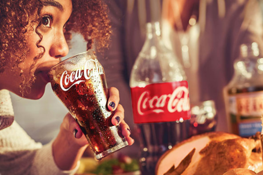 Show Us How You Enjoy A Coke With Your Meal And Win!