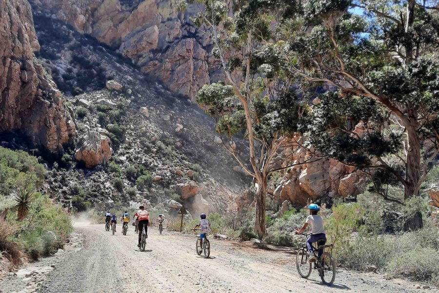 Watch: Beautiful Karoo Crossing cycling Route launched