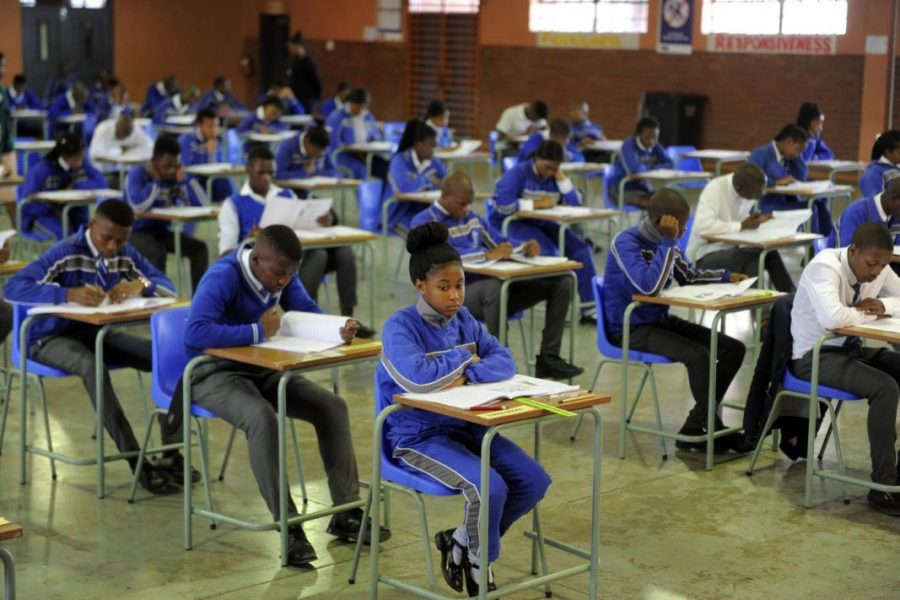 Listen: Grade 10 and 11 year-end exams scrapped