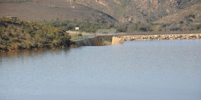 Watch: It's official! Theewaterkloof Dam is overflowing!