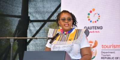 Tourism Minister hopeful that South Africa's tourism-sector would make great strides in its recovery