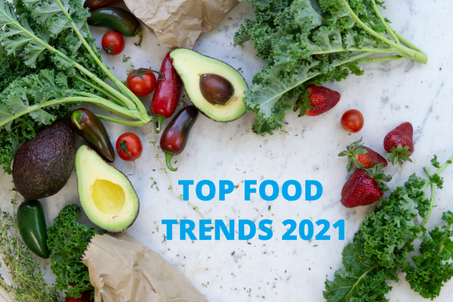 Top Food Trends For 2021 According to U.S Supermarket Giant, Whole Foods