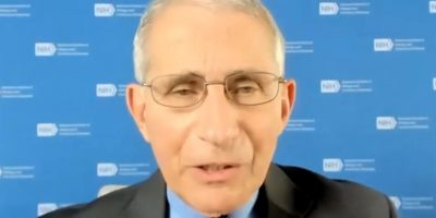 Watch: Dr. Anthony Fauci in conversation with UCT's Prof. Linda-Gail Bekker