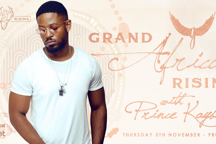 First Thursdays with Prince Kaybee this November