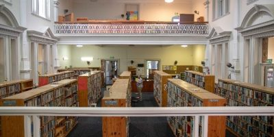 Reading returns to Rondebosch Library