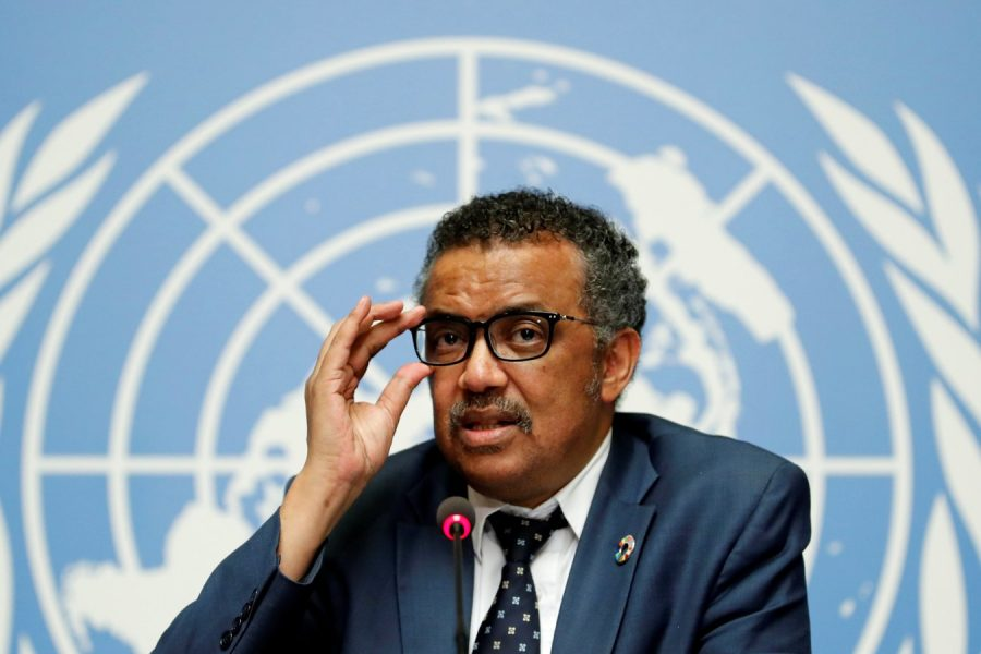 """Dr. Tedros: """"Real hope that a covid-19 vaccine will help end coronavirus pandemic"""""""