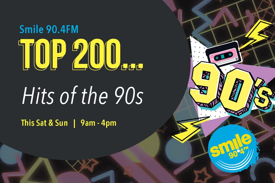Top 200 Weekends – Hits From The 90's