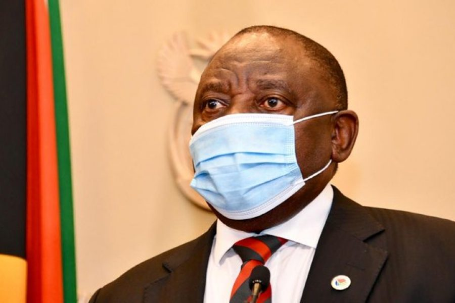 FULL TEXT: Cyril Ramaphosa announces Level 3 lockdown for the country for two weeks.
