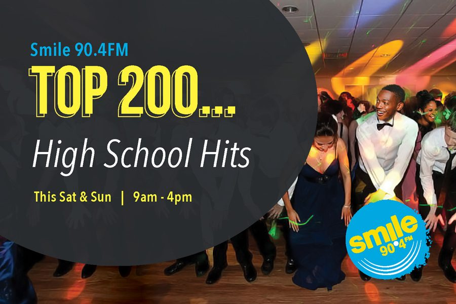 Top 200 Weekends – High School Hits