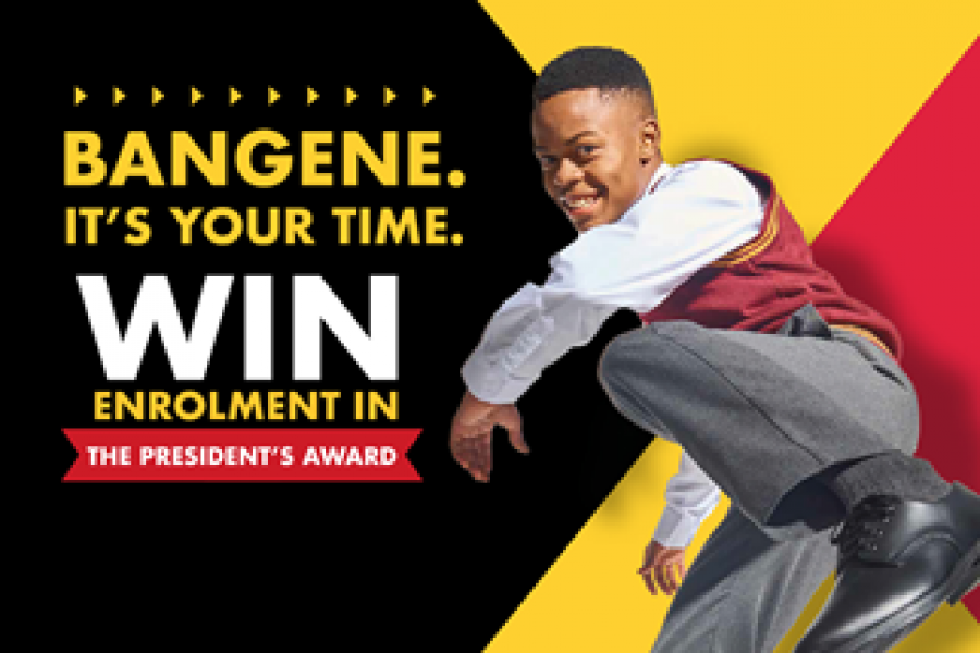 Bangene with Toughees to win R2500