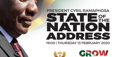 Road closures for the State of the Nation Address