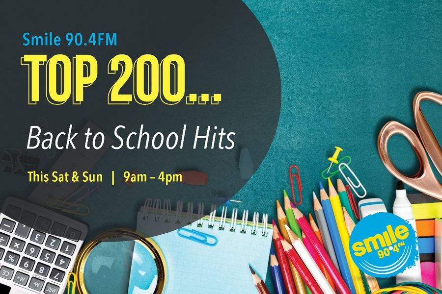 Top 200 Back to School Hits