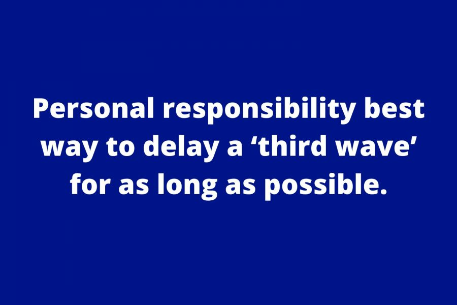 Winde: Celebrate Easter responsibly to avoid 3rd Covid-19 wave