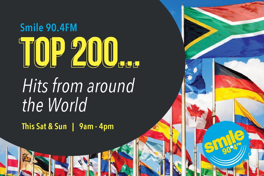 Top 200 Hits From Around The World
