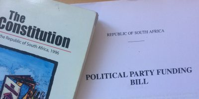 New Political Party Funding Act a win for democracy