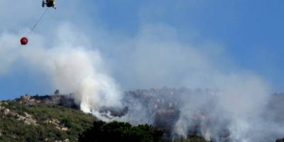 Veld-fires in Cape Town may become more common
