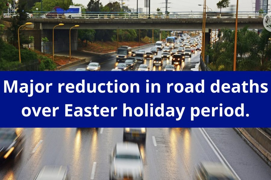W.C. Transport Department records reduction in road-accidents over Easter holidays