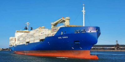 MV Cool Eagle to dock in Cape Town soon