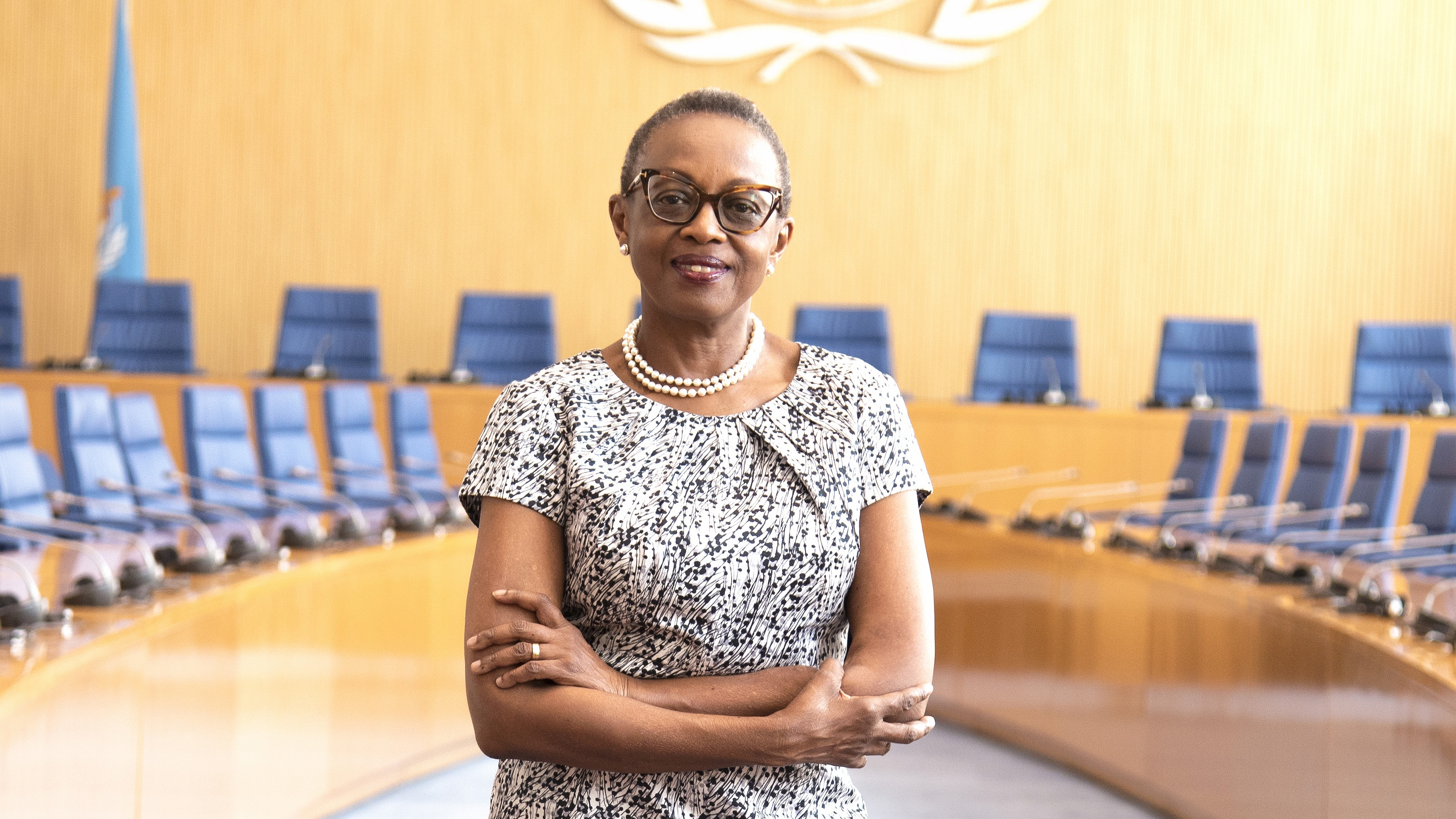 WHO Covid-19 vaccines African countries Director WHO Regional Office for Africa Matshidiso Moeti